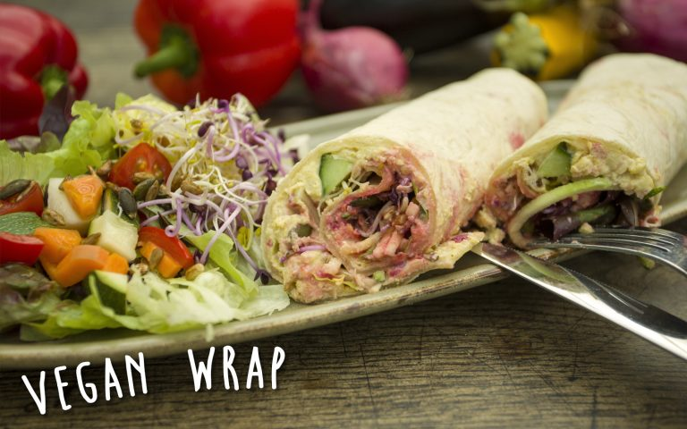 Vegan wrap 2